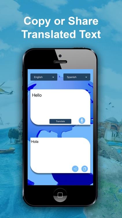 Auto Voice Translator screenshot-3