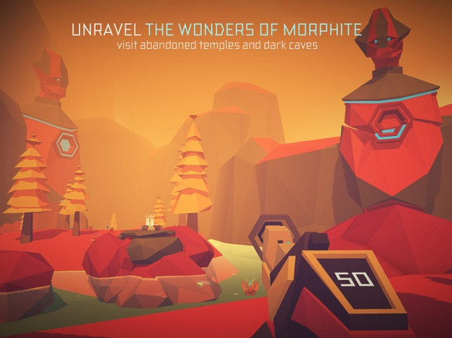‎Morphite Screenshot
