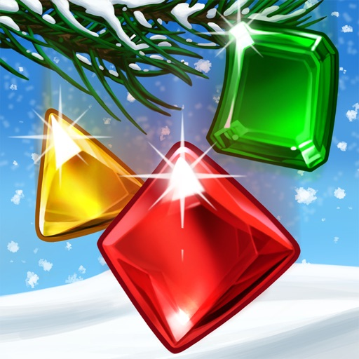 Cascade Gem & Jewel Adventure iOS App