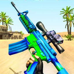 FPS Shooting Gun Strike Game