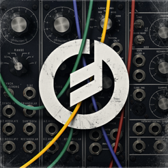 model 15 modular synthesizer on the app store. Black Bedroom Furniture Sets. Home Design Ideas