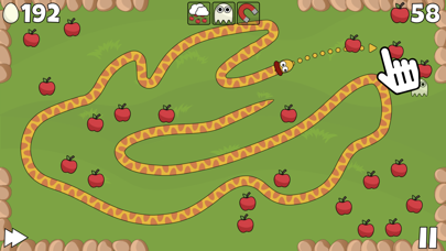 Snaggle - Snake Reinvented screenshot one