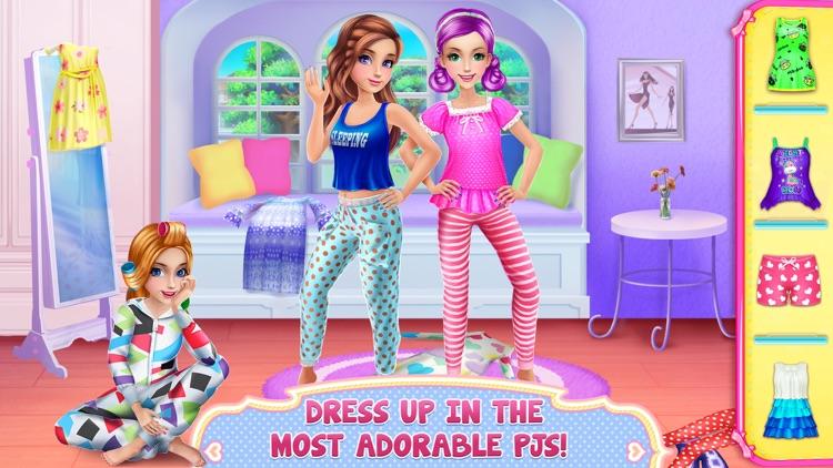 Dress Up PJ Party screenshot-3