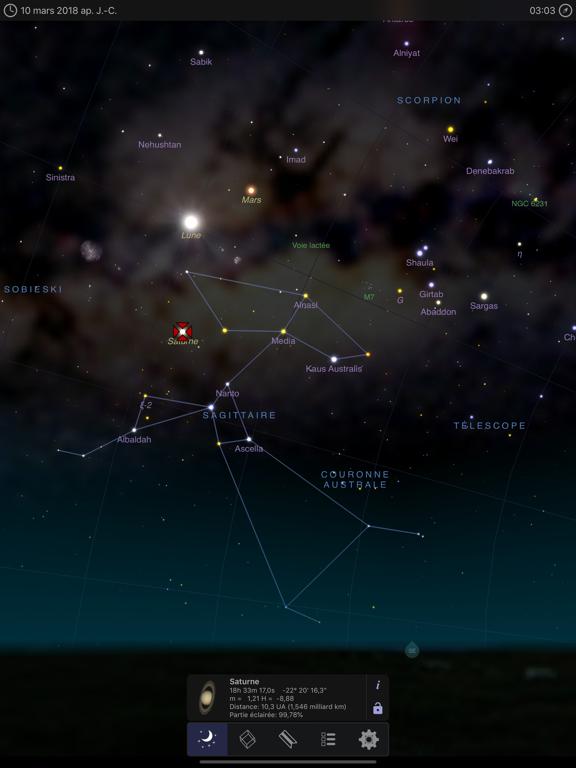 Screenshot #4 pour Astro 3D