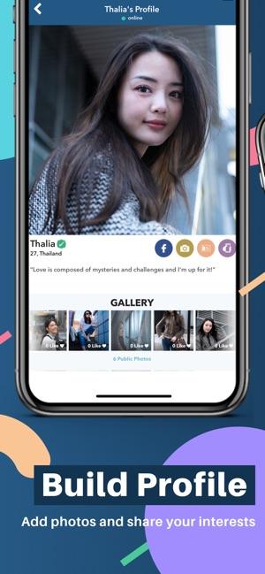 Thai online dating gratis
