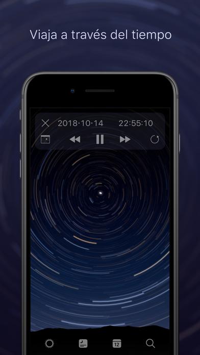 Screenshot for Sky Guide in Spain App Store