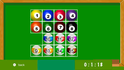 Billiardo and Numbers screenshot 8