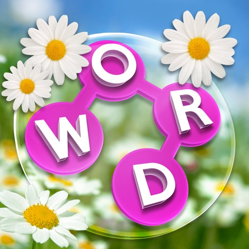 Wordscapes In Bloom iOS App