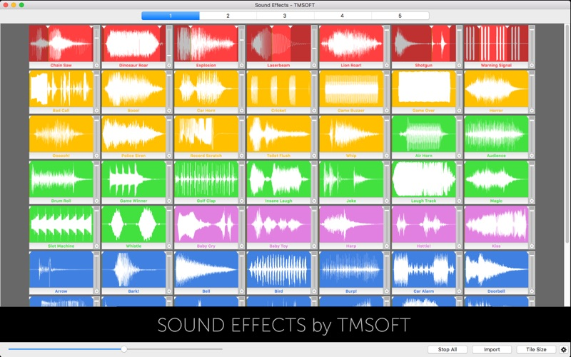Sound Effects screenshot 1