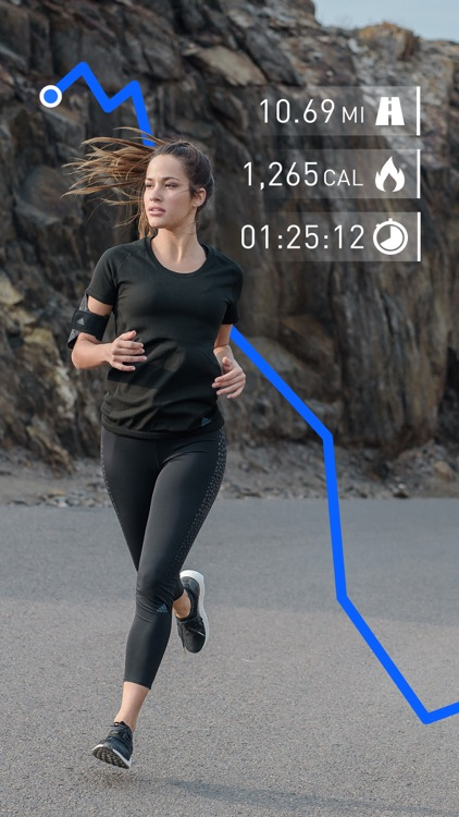 Runtastic Running Tracker screenshot-0