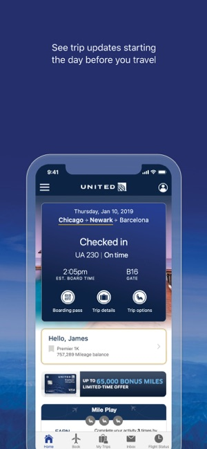 united airlines on the app store rh itunes apple com