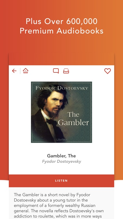 Audiobooks HQ - audio books screenshot-3