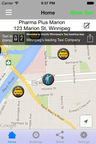 Unicity Taxi Winnipeg - náhled