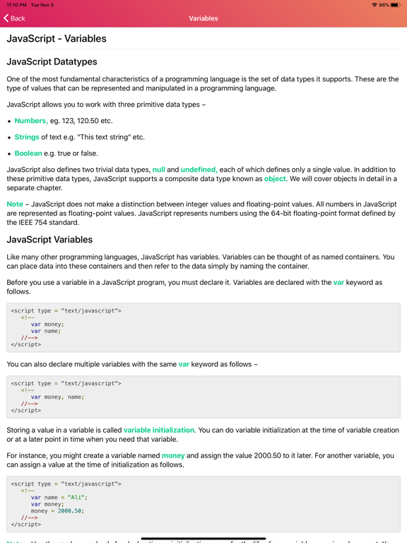 Learn Angular 8 Development screenshot 17