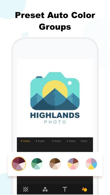 Logo Maker – Brand Logo Design screenshot-3