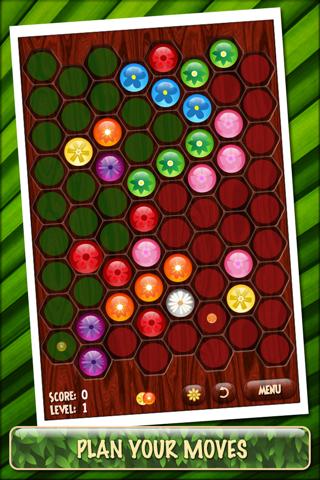 Screenshot of Flower Board™