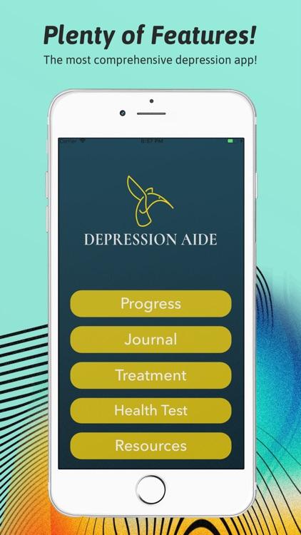 Depression Aide: Health Test +