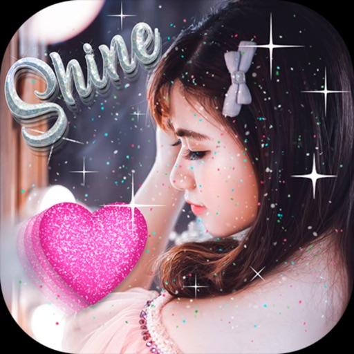 Sparkle Light Glitter Editor