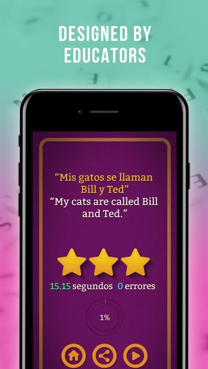 Learn Spanish Frase Master screenshot-1