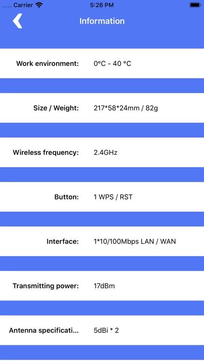 Fish - Network amplifier screenshot-3