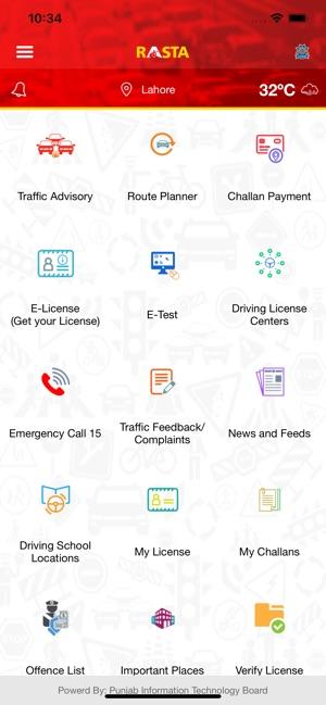 Rasta Traffic on the App Store