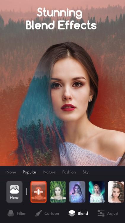 PicsX-Art Effect & Face Filter