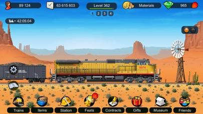 TrainStation - Game on Rails screenshot two