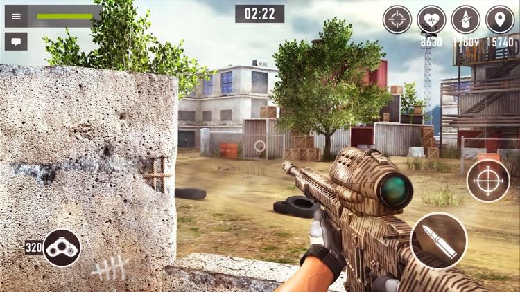Sniper Arena: PvP Army Shooter screenshot-4