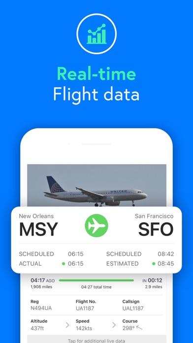 Plane Finder - Flight Tracker Screenshots