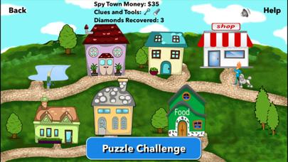 点击获取Spy Town