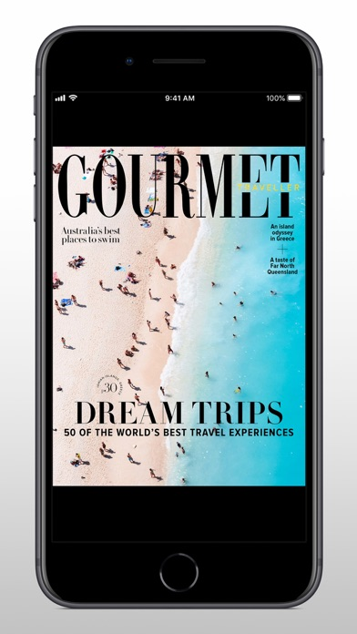 Gourmet Traveller review screenshots