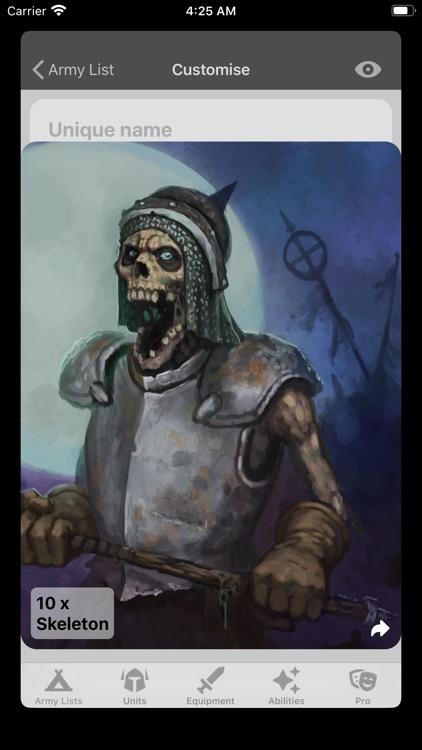 Warlord screenshot-4