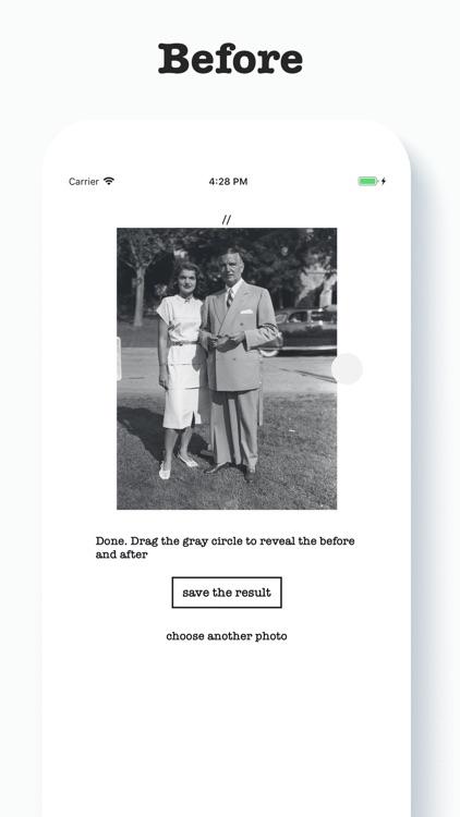 Colorify Black & White Photos screenshot-4