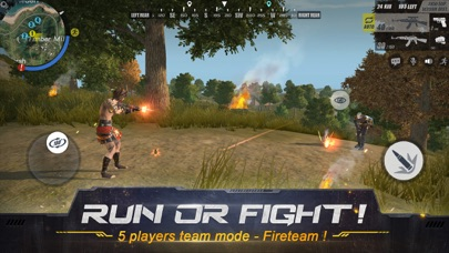 Rules of Survival - 窓用