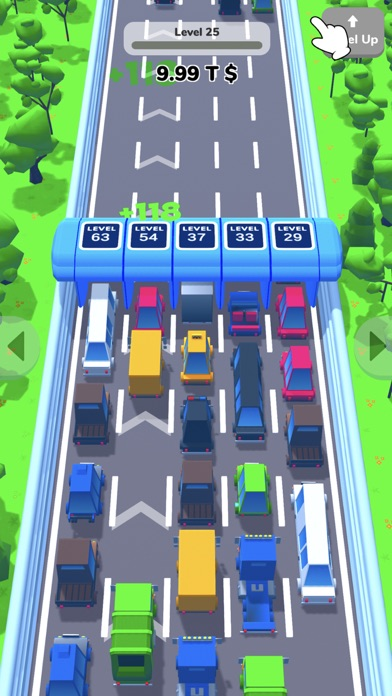 Idle Road screenshot 3