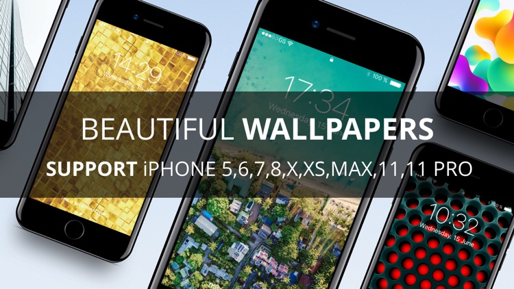 Live Wallpapers and Background screenshot-3