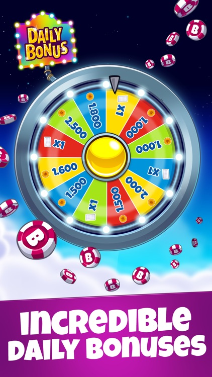 Bingo DreamZ - New Bingo Game screenshot-3
