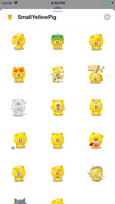 Small Yellow Pig screenshot 4