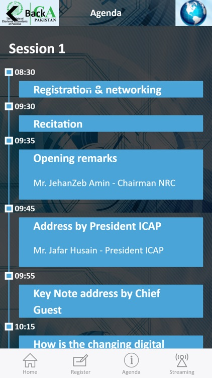ICAP Technology Conference screenshot-3