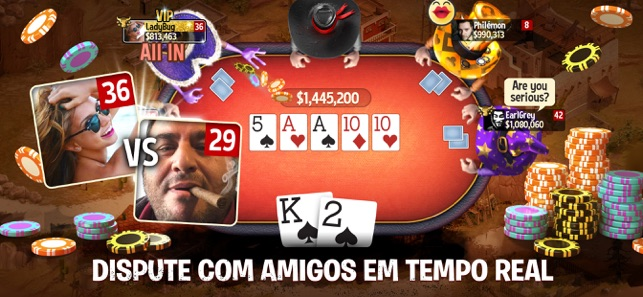 Governor Of Poker 3 Online Na App Store