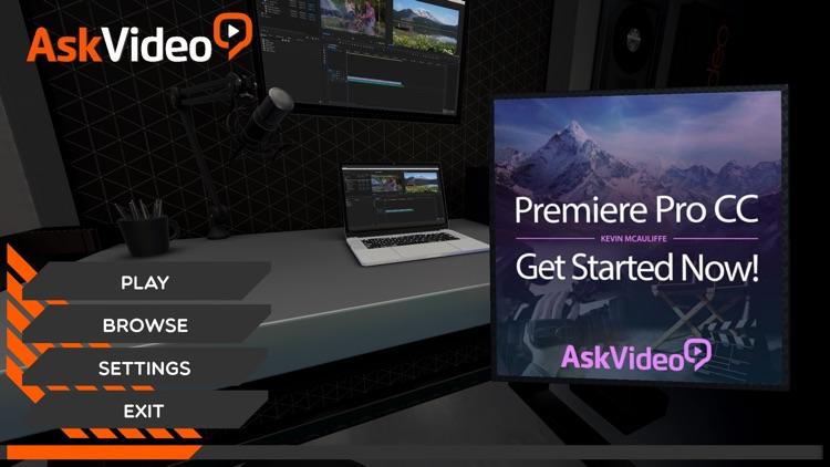 AV Course For Premiere Pro CC