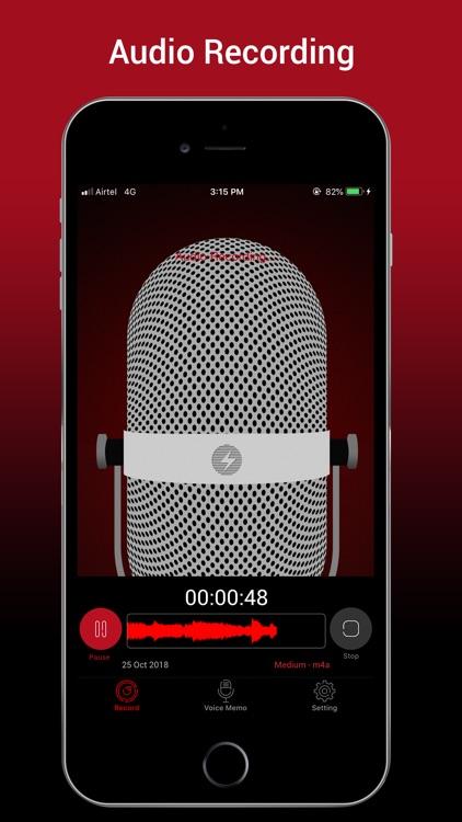 Voice Recorder HD Sound Record