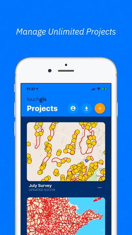 Touch GIS screenshot-6