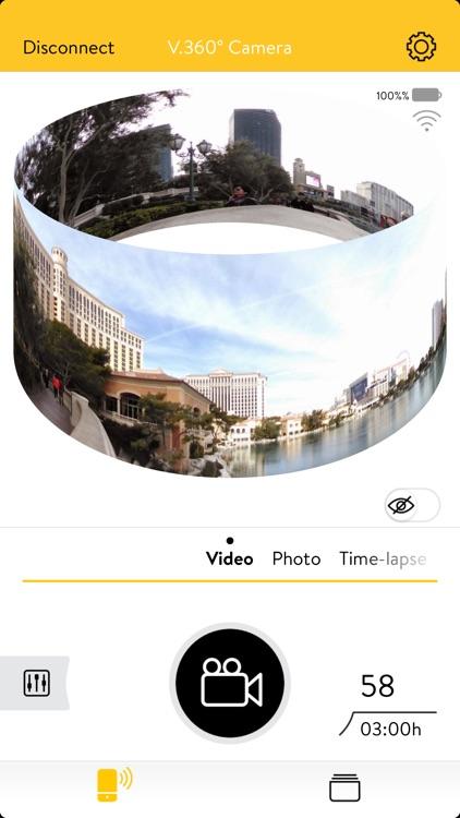 V.360° Camera screenshot-3