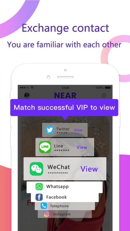 NEAR·dating-Adult Flirt APP screenshot-3