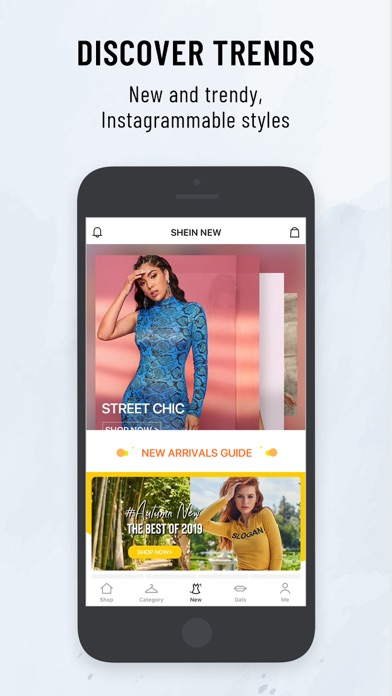 Screenshot for SHEIN-Fashion Shopping Online in Ukraine App Store