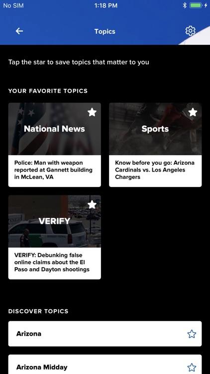 12 News KPNX Arizona screenshot-3