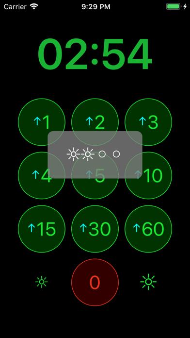 Flashlight Timer Screenshots