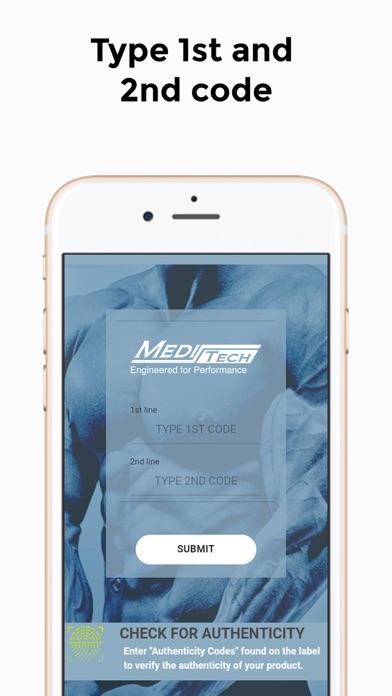 点击获取Meditech Check