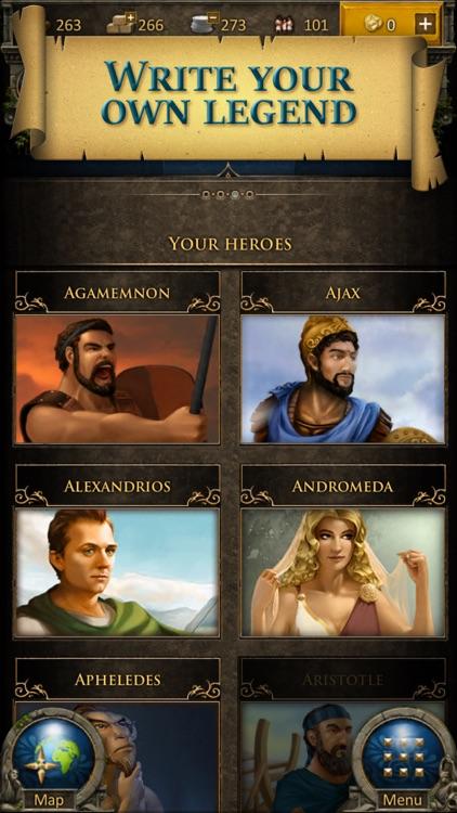 Grepolis - Divine Strategy MMO screenshot-3